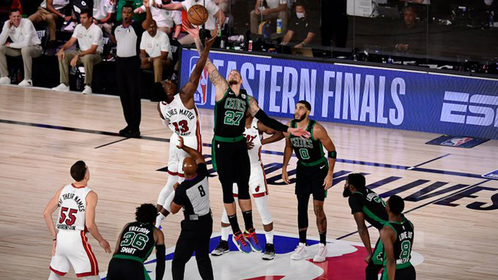 NBA-Eastern Conference Finals- Game 6 preview- Boston trying to force a game 7 against Miami
