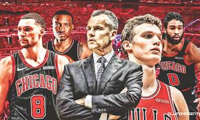 NBA-News-Bulls hoping for bright future after appointing Billy Donovan as a headcoach