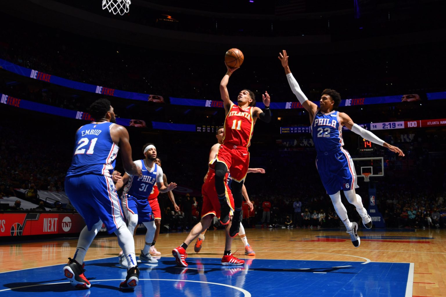 NBA-Playoffs- Hawks at 76ers game 7 betting preview. Win or go home!